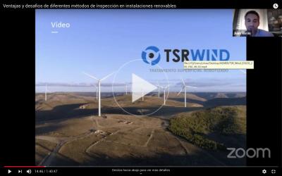 WEBINAR. Ventajas y desafíos de diferentes métodos de inspección en instalaciones renovables.