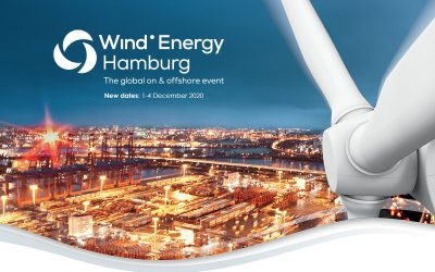 Visítanos en WindEurope Hamburgo 2020