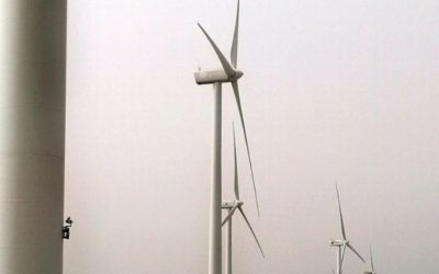 TSR Wind revolutionizes the inspection of blades with its robot EOLOS