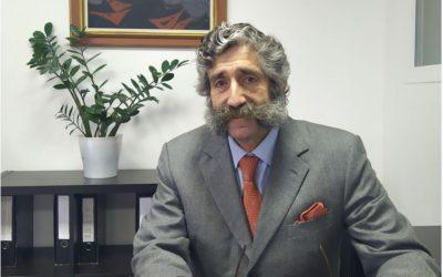 Entrevista de la Asociación Empresarial Eólica a Jorge Montes del Pino