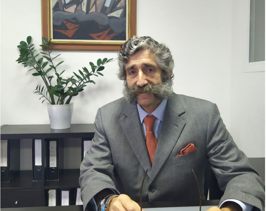 Asociación Empresarial Eólica interviews Jorge Montes del Pino